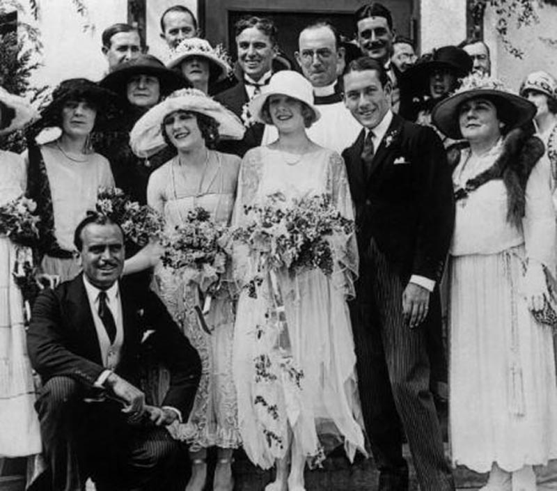 In 1922 Jack and Marilyn got engaged, much to Florenz's discontent. He spread rumors about Jack to the press.